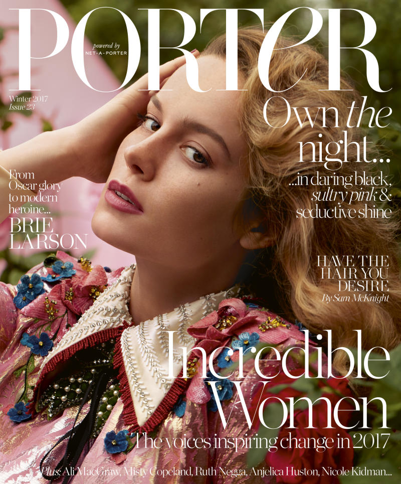 871d5be9472a38 Porter Magazine Brings Incredible Women Series to U.S.