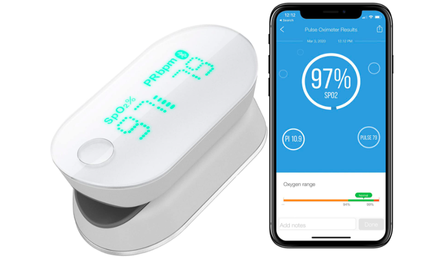 Track your results on your phone. (Photo: Amazon)
