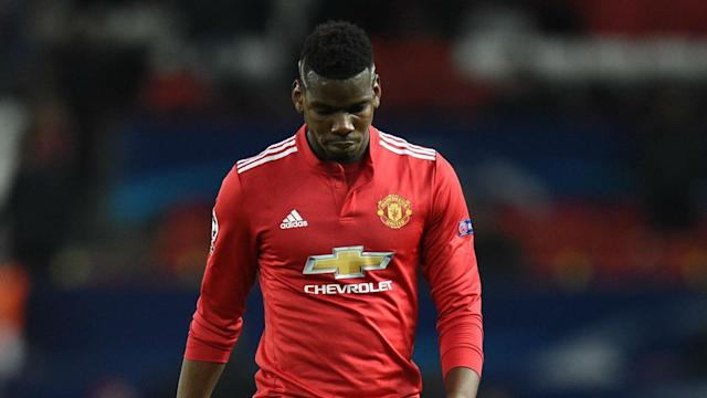 The £89m midfielder is going through a difficult time at Old Trafford, but his international coach wants him to concentrate on Les Bleus for now