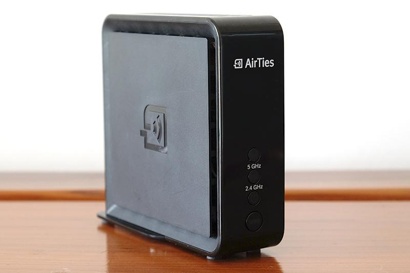 Singtel uses AirTies' Air 4920 mesh networking system to provide Wi-Fi mesh networking for its customers.