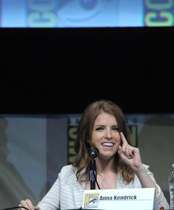 Anna Kendrick at Comic-Con