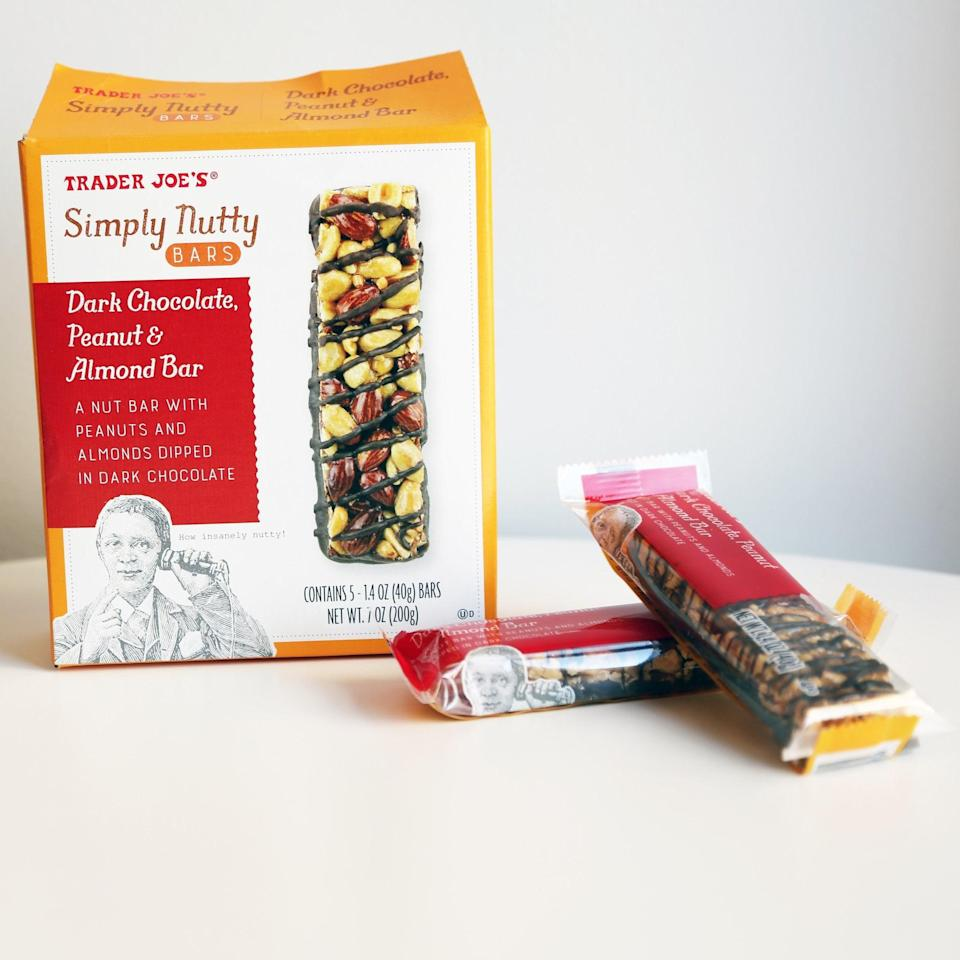 <p>You never know when you might get hungry - especially on long flights. If there's turbulence, the in-flight service can't come around and offer snacks, so make sure you have a few things to eat of your own in case you need them. </p>