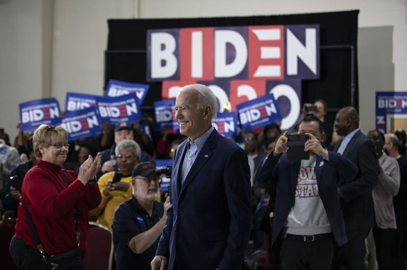 Biden Says Voters Not Looking for Revolution: Campaign Update