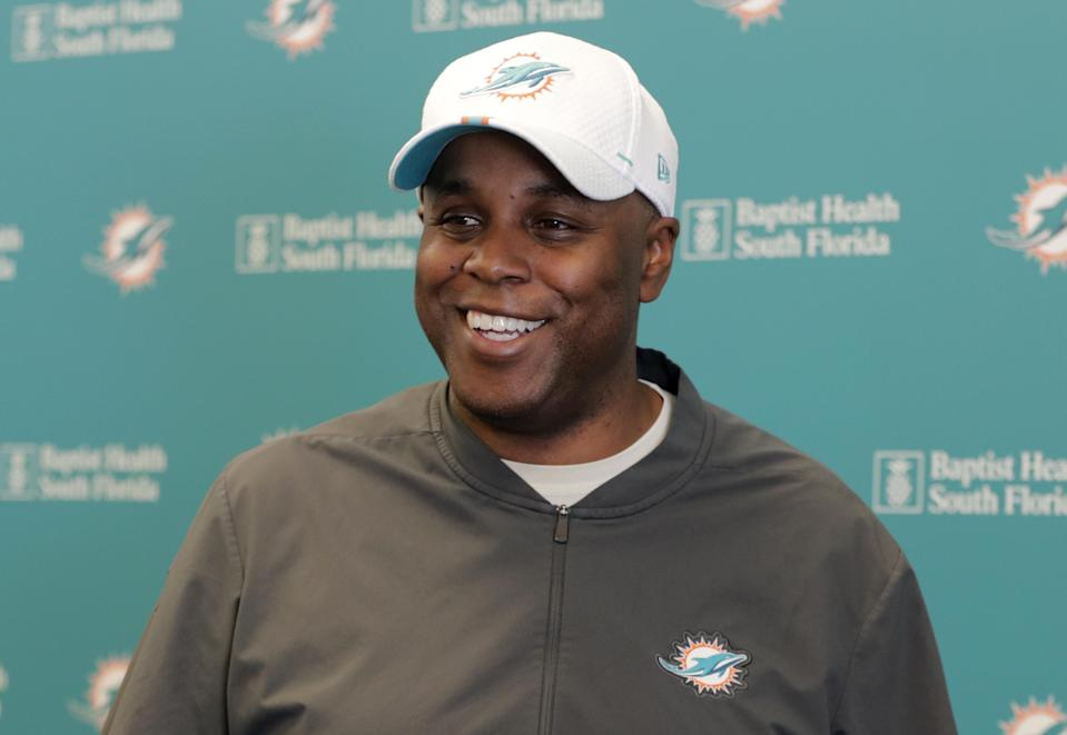 Miami Dolphins general manager Chris Grier knows how important it is to get it right next Thursday.
