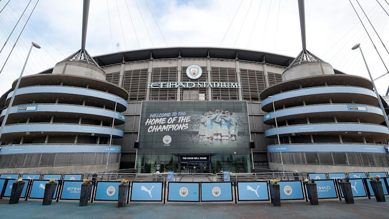 Manchester City to make Etihad Stadium facilities available to NHS