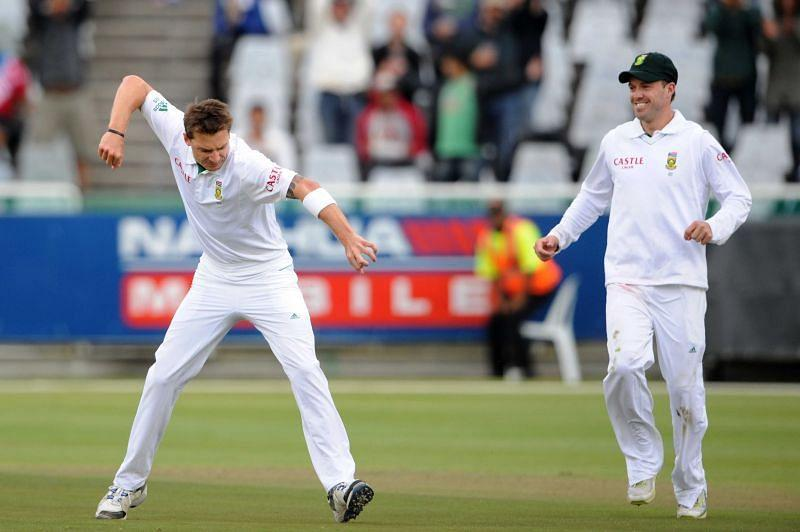 Dale Steyn will go down as South Africa's greatest bowler ever