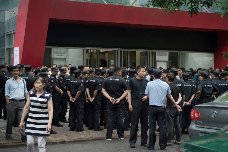 Campaign group Amnesty says forced evictions in China have risen significantly, and are one of the main sources of public discontent