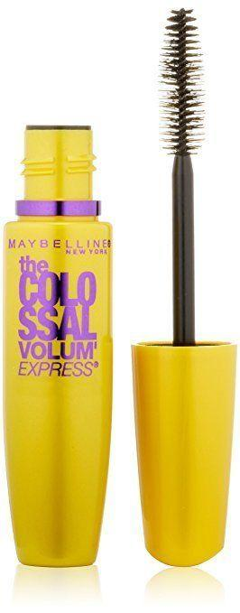 "This one takes the top spot at Walmart. One reviewer wrote they liked wearing this ""more than using false lashes,"" while another said it's a ""good go-to mascara with awesome results.""<br /><br />Get <a href=""https://www.amazon.com/Maybelline-New-York-Colossal-Washable/dp/B001Q878WI/ref=sr_1_1_sspa?s=beauty&ie=UTF8&qid=1508948636&sr=1-1-spons&keywords=mascara&refinements=p_72%3A1248873011&th=1"" target=""_blank"">Maybelline The Colossal Volum'Express Washable mascara</a>, $5.44"
