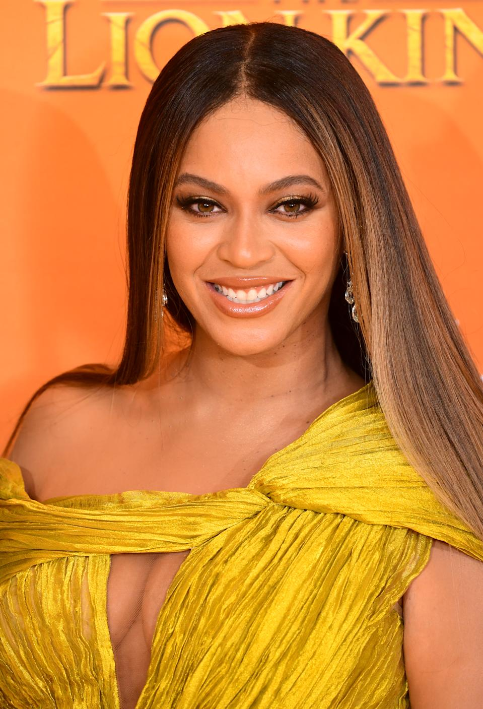 Beyonce. (Photo by Ian West/PA Images via Getty Images)