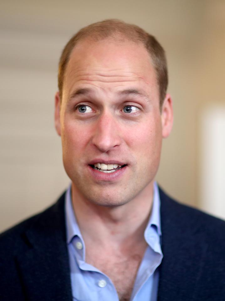 LONDON, ENGLAND - SEPTEMBER 07:  Prince William, Duke of Cambridge, President of the Football Association, hosts a reception for the Under-20 England Football Team at Kensington Palace on September 7, 2017 in London, England.  The England Under-20 side became the first England team to win a football World Cup since 1996 when they beat Venezuela 1-0 on June 11th, 2017.  (Photo by Chris Jackson - WPA Pool/Getty Images)