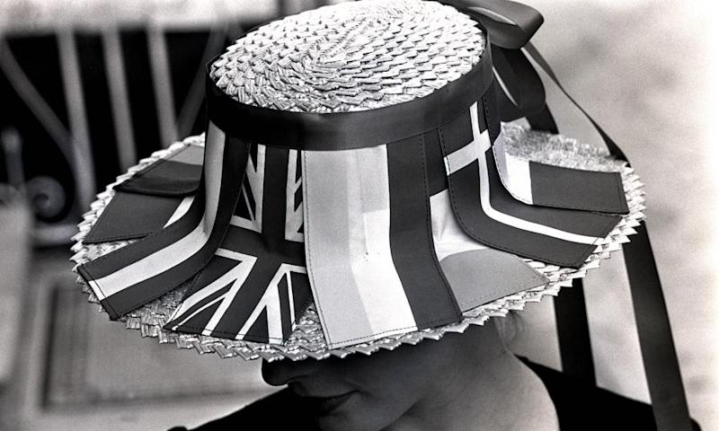 A straw Eurohat from 1973