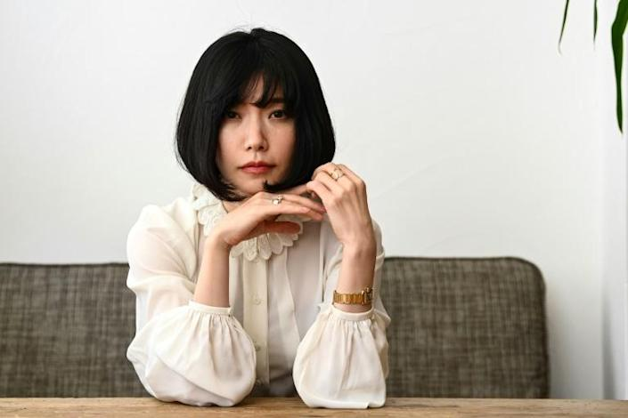 """Mieko Kawakami shot to fame in her home country when """"Breasts and Eggs"""" was given Japan's most prestigious literary prize"""