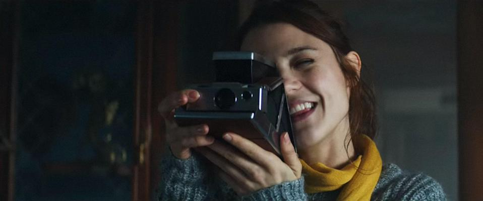 """<p>The premise of this film is low-key similar to <em>The Ring</em>, where if you watched the VHS tape you were marked for a very creepy death. In Polaroid, a girl named Bird finds an old camera but it turns out that everyone who is photographed by it will also meet their end. </p> <p><a href=""""https://www.netflix.com/watch/80175475"""" rel=""""nofollow noopener"""" target=""""_blank"""" data-ylk=""""slk:Available on Netflix"""" class=""""link rapid-noclick-resp""""><em>Available on Netflix</em></a></p>"""