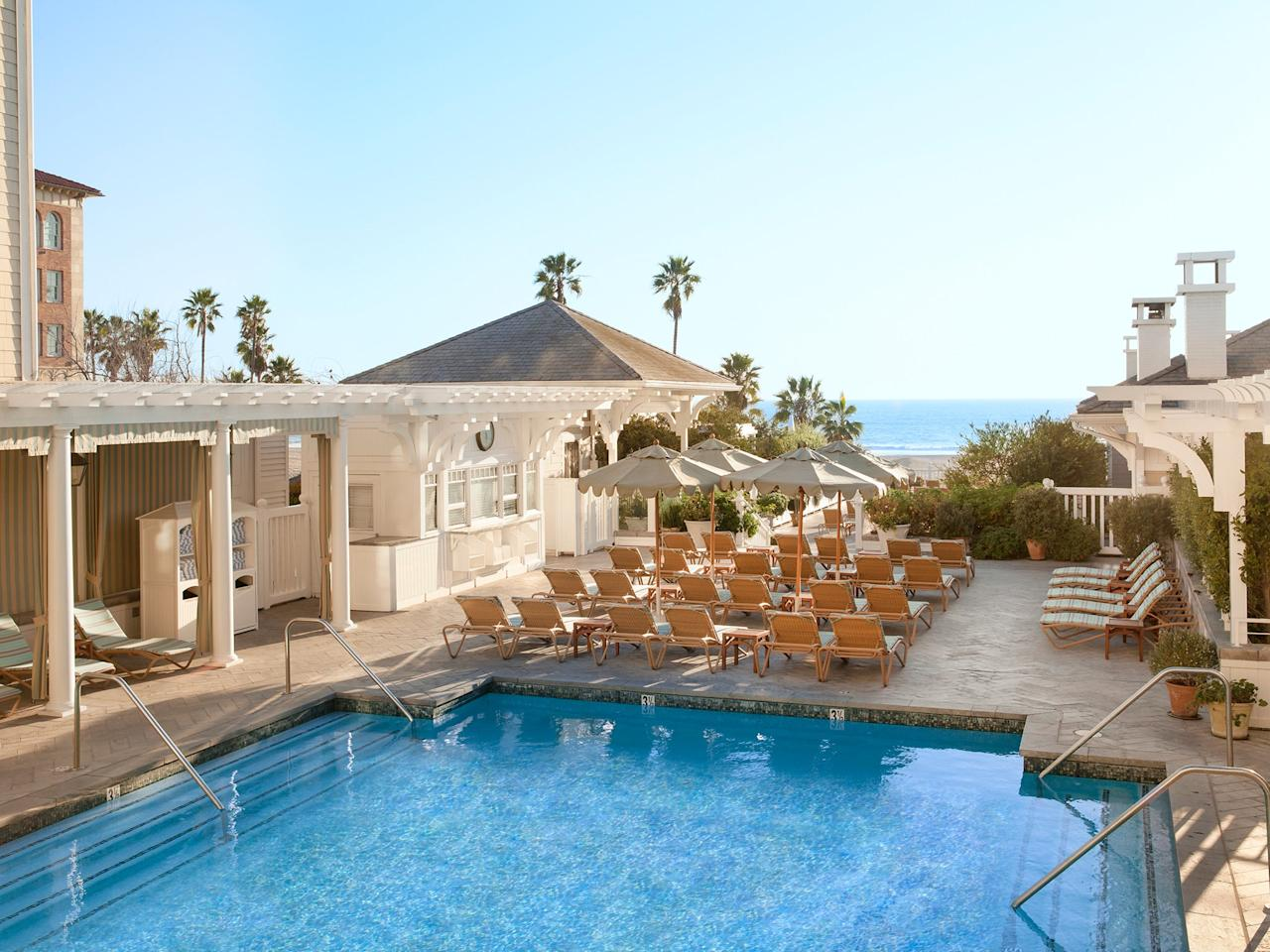 <p><strong>How did it strike you on arrival?</strong><br> The once novel and now iconic Shutters, which first opened in 1993, was the left coast's idea of an East Coast beach house.  The white shingled oceanfront property got a top-to-bottom redo in 2005, led by Michael S. Smith, the interior designer who famously decorated the Obama White House. The lobby is warm and inviting like the living room of a house in the Cape, with two large fireplaces. And the art! Around the hotel, you'll see works by Modern art greats like David Hockney, Robert Motherwell, Claes Oldenburg, and Roy Lichtenstein.</p> <p><strong>What's the crowd like?</strong><br> It's leisure travelers—plus a fair share of entertainment industry people, photographers, ad agency creatives, and anyone on an expense account who wants to pretend they're on vacation at the end of a long work day.</p> <p><strong>The good stuff: Tell us about the rooms.</strong><br> The smallest of the 186 breezy guest rooms and 12 suites are 450 square feet, and they all feel very residential—hardwood floors with hand-woven Tibetan rugs instead of carpets, built-ins instead of bulky furniture. Most are designed with sliding shuttered doors, surprisingly few of which open to reveal the ocean below. Many rooms have no view at all, so be sure to get the skinny before you book.</p> <p><strong>How about the little things, like mini bar, or shower goodies. Any of that worth a mention?</strong><br> Room libraries include special hardback edition classics like Hemingway's The Old Man and the Sea. Rooms also come with a take-home souvenir: a rubber bath amenity of Shutter's signature whale—perfect for the kiddos if you left them back at home.</p> <p><strong>Please tell us the bathroom won't let us down.</strong><br> Bathrooms are spacious, with hardwood floors, 15-inch LCD televisions (for those who need a TV in the bathroom), and large whirlpool tubs. Open the shutters for outdoor views if you've got them while you're taking a soak.</