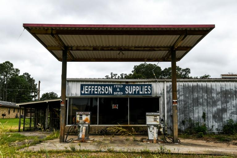 Legacy of slavery endures in US Deep South county