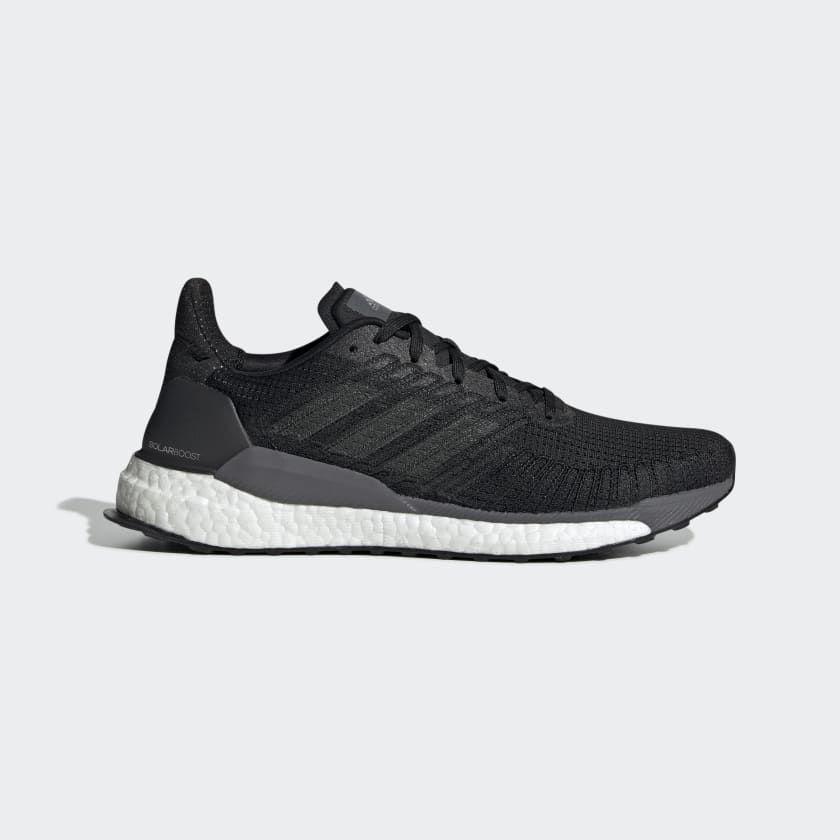 """<p><strong>adidas</strong></p><p>adidas.com</p><p><a href=""""https://go.redirectingat.com?id=74968X1596630&url=https%3A%2F%2Fwww.adidas.com%2Fus%2Fsolarboost-19-shoes%2FEF1413.html&sref=https%3A%2F%2Fwww.menshealth.com%2Fstyle%2Fg32628591%2Fadidas-memorial-day-sneaker-sale%2F"""" rel=""""nofollow noopener"""" target=""""_blank"""" data-ylk=""""slk:BUY IT HERE"""" class=""""link rapid-noclick-resp"""">BUY IT HERE</a></p><p><del>$140<br></del><strong>$112</strong></p><p>More of a long distance kind of runner? Solarboosts are made with a reinforced upper for maximum support, and cushioning that gives you a bit of boost back. </p>"""