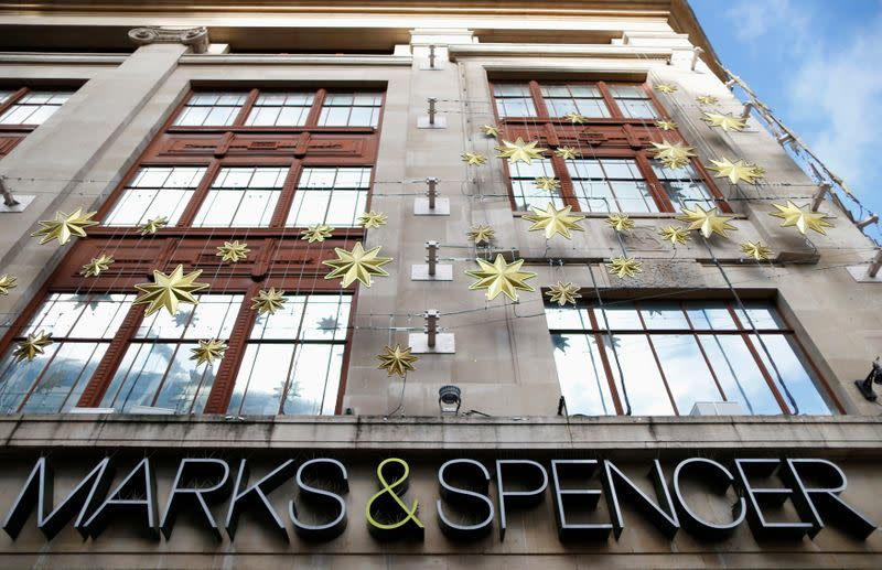Haunted by Christmas past, Britain's M&S tackles food waste
