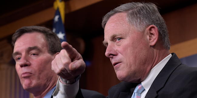 Richard Burr Mark Warner