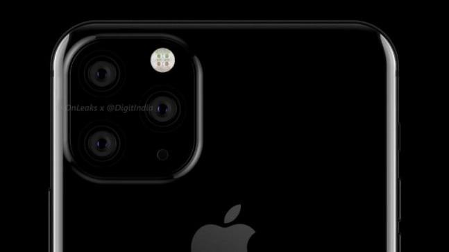 iPhone XI leaks in a picture that shows the phone with triple cameras on the rear panel, paired with LED flash and also a microphone. While it is possible the iPhone XI, likely to be launched in September 2019, will have 3 rear cameras, the leaked image is ugly.