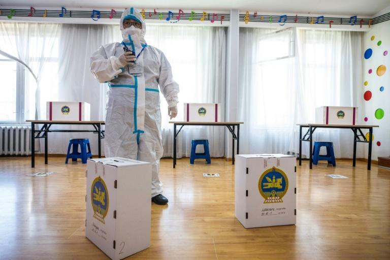 The low turnout in Mongolia's presidential election has been blamed on a number of factors, including Covid-19 restrictions