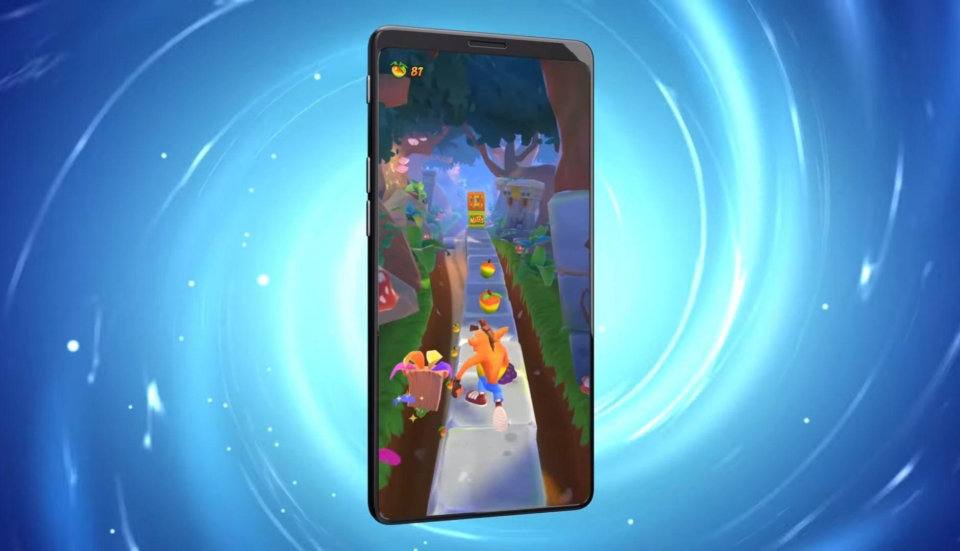 Crash Bandicoot: On the Run! is coming to mobile devices soon thumbnail