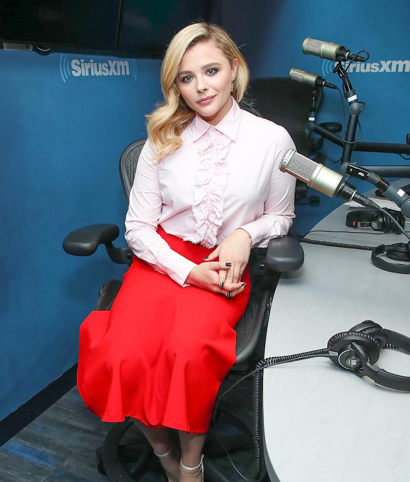 Chloë Grace Moretz Considered Breast Implants at 16 After Being Given a Push-Up Bra on Set