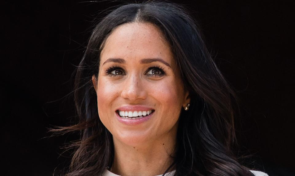 Meghan, Duchess of Sussex, has remained largely silent as her family members selltheir stories to the press. (Photo: Samir Hussein via Getty Images)
