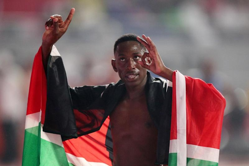 World 3000m Steeplechase Champion Conseslus Kipruto to Miss Diamond League in Monaco After Positive Covid Test