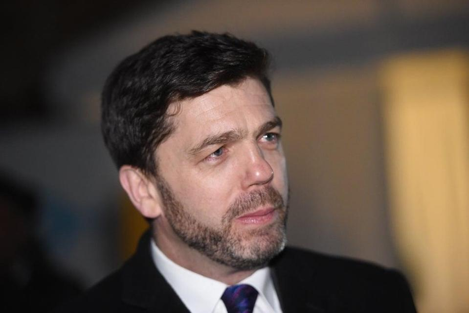 Conservative MP Stephen Crabb has criticised the Government (David Mirzoeff/PA) (PA Archive)