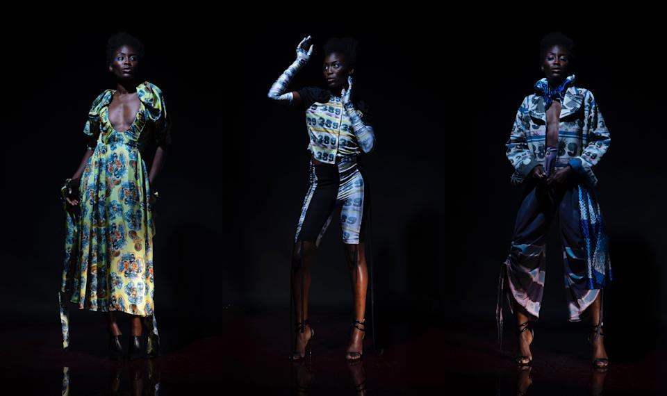 Preview of Anciela spring 2022 collection - Credit: Courtrsy