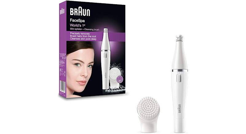 Braun Face 810 Facial Epilator