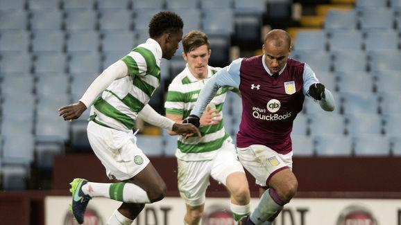 Aston Villa U23's V Celtic U23's - Premier League International Cup