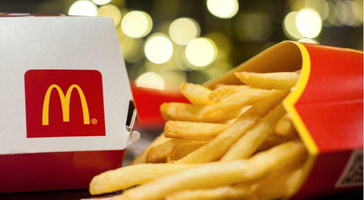 Dividend Stocks With Big Yields: MCD stock