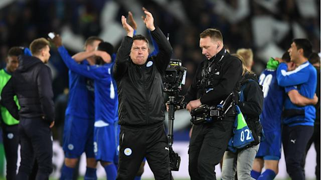 As Craig Shakespeare and Leicester made history with a fourth straight league win, the manager reflected on their first victory.
