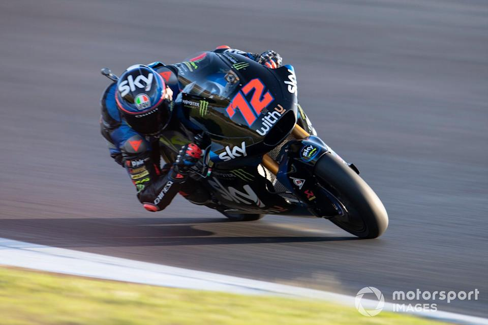 "Marco Bezzecchi, Sky Racing Team VR46 <span class=""copyright"">Gold and Goose / Motorsport Images</span>"