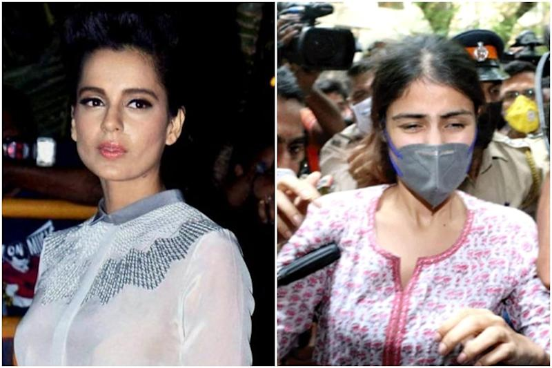 Sexist Trolling of Rhea Chakraborty is Just as Bad as Threats of Violence against Kangana Ranaut