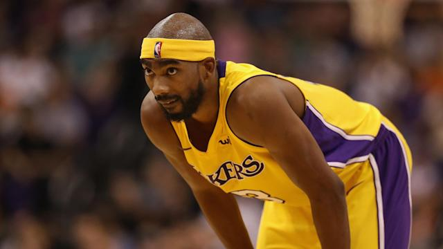 "<a class=""link rapid-noclick-resp"" href=""/nba/players/4285/"" data-ylk=""slk:Corey Brewer"">Corey Brewer</a> will add depth to the Thunder. (AP)"