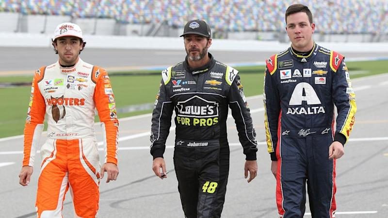 As the remaining races in 2018 dwindle, Hendrick Motorsports finds itself in unfamiliar territory. Three of its four drivers — Jimmie Johnson, Chase Elliott and Alex Bowman — advanced to the 2018 NASCAR Playoffs. And those same three drivers are in precarious positions after falling victim to incidents in Sundays wild playoff opener at Las …