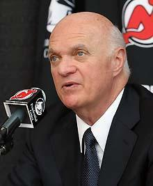 The Devils GM Lou Lamoriello said negotiations have resumed with Ilya Kovalchuk