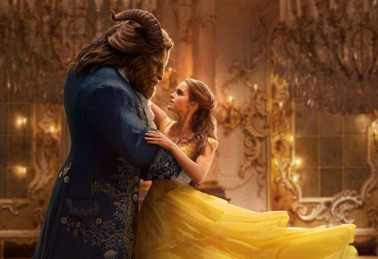 Emma Watson and Dan Stevens in 'Beauty and the Beast' (Photo: Disney)