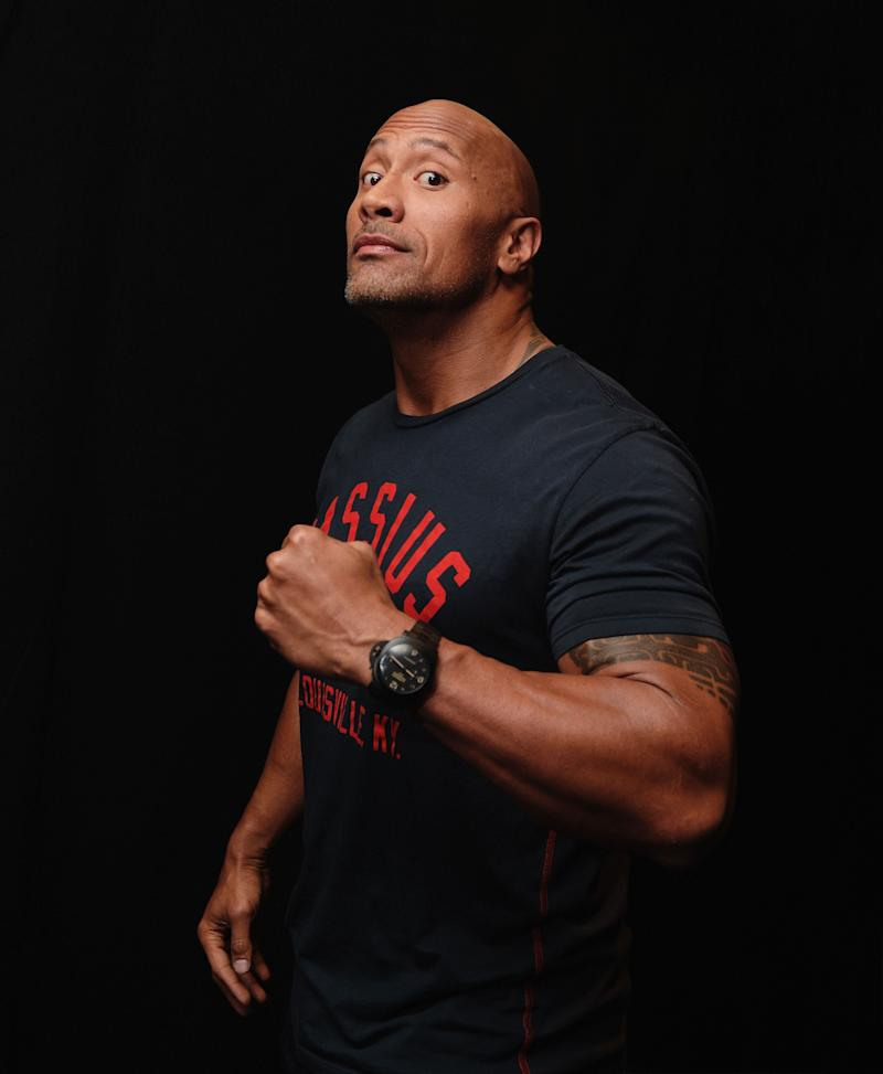 The Rock Tops Forbes List Highest Paid Actor List at $89 Million