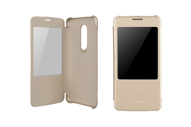 ZTE Clear View Folio Case