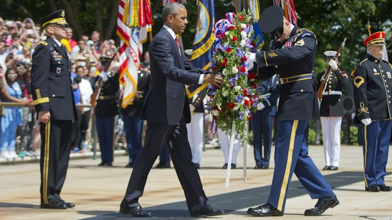 Memorial Day 2015: 5 Quotes From President Obama