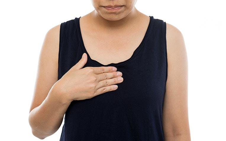 What causes heartburn and that sour taste in your mouth?
