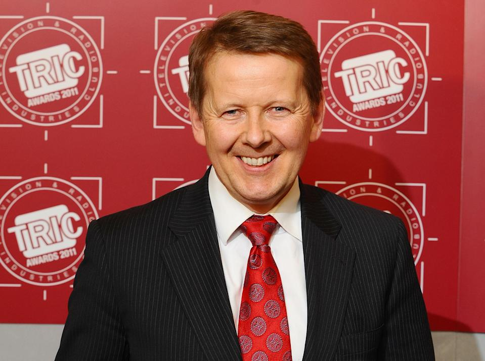 Bill Turnbull revealed he has prostate cancer. (PA)