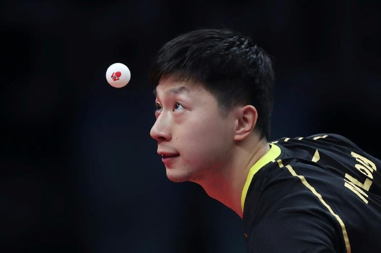 Olympic champion: Ma Long, but China face a threat to their almost total dominance of table tennis at the Tokyo Olympics
