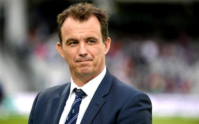 Tom Harrison the ECB Chief Executive Officer - GETTY IMAGES