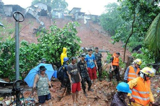 Fatalities from landslides occur most during the northern hemisphere's summer, especially during the Asian monsoon