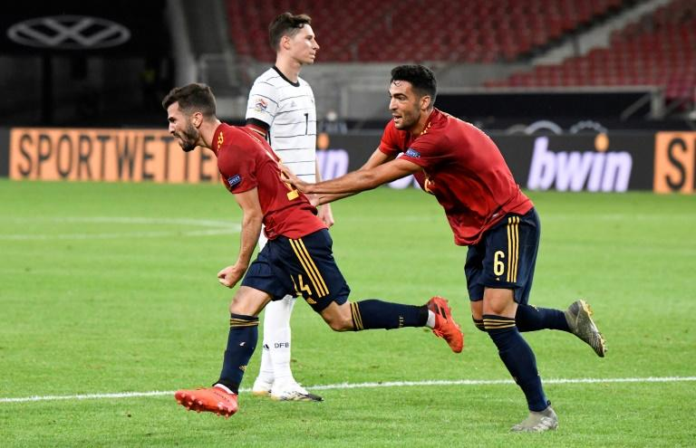 Spain deny Germany, Bale features for Wales as Nations League kicks off