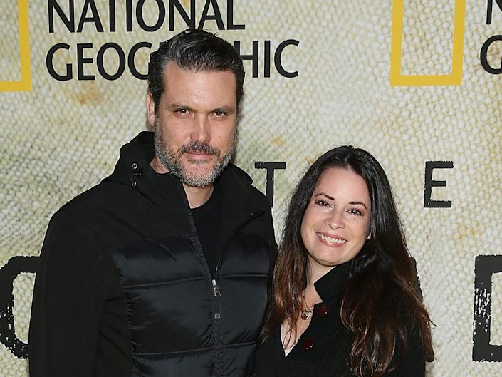 holly marie combs mike ryam
